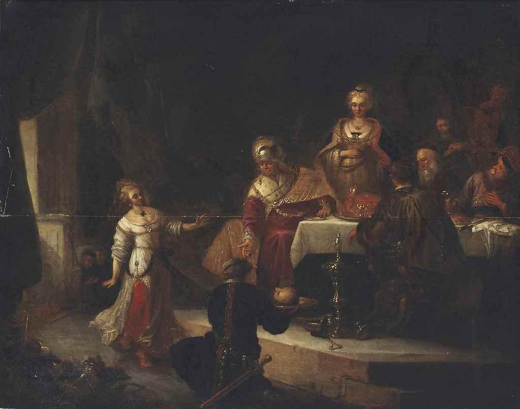 Circle of Willem de Poorter (H