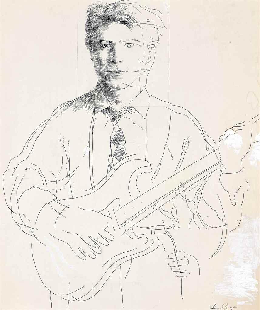 Adrian George (b. 1944)