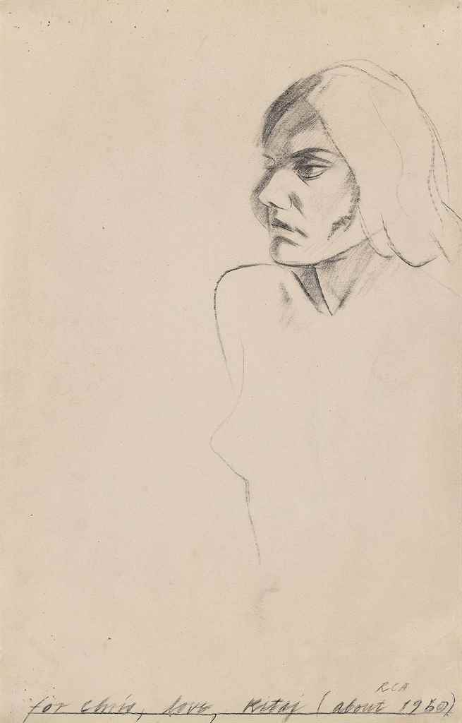R.B. Kitaj, R.A. (1932-2007)