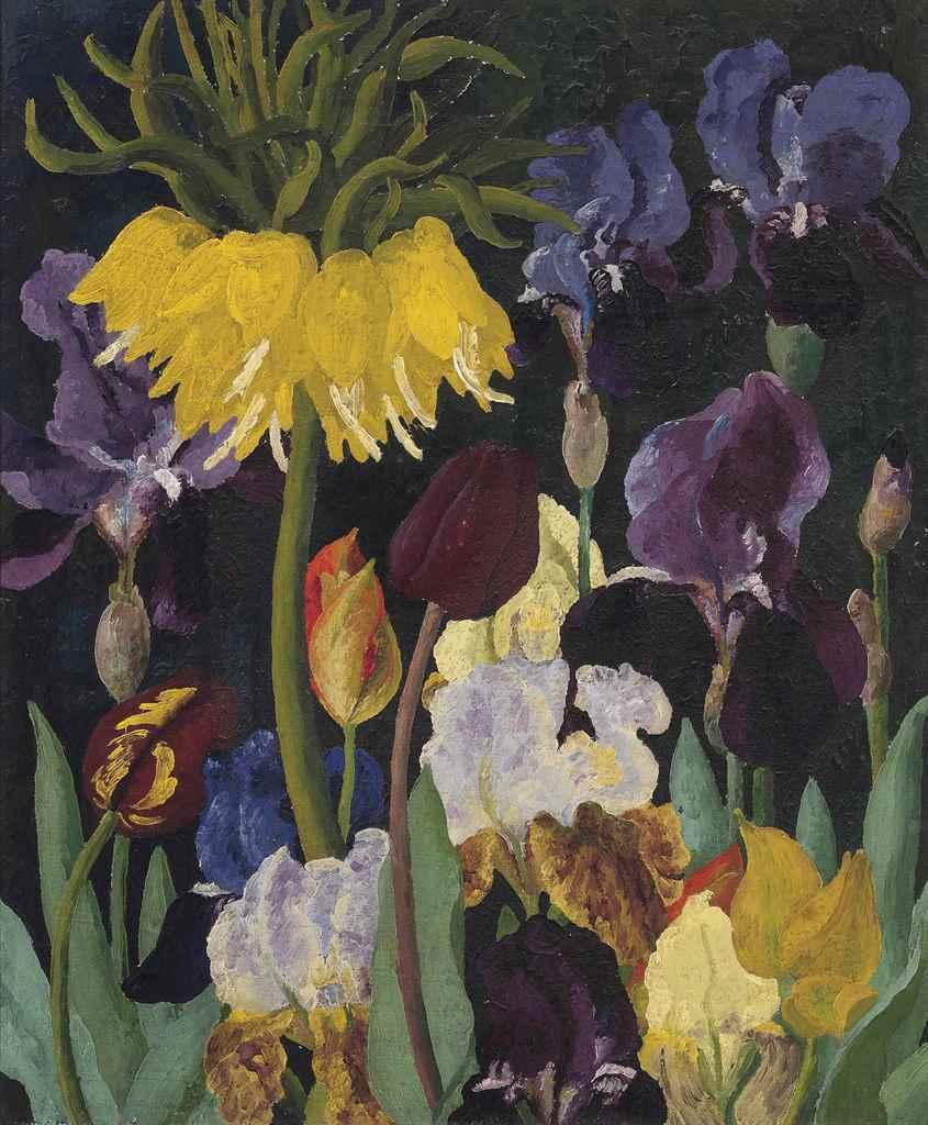 Sir Cedric Morris (1889-1982)