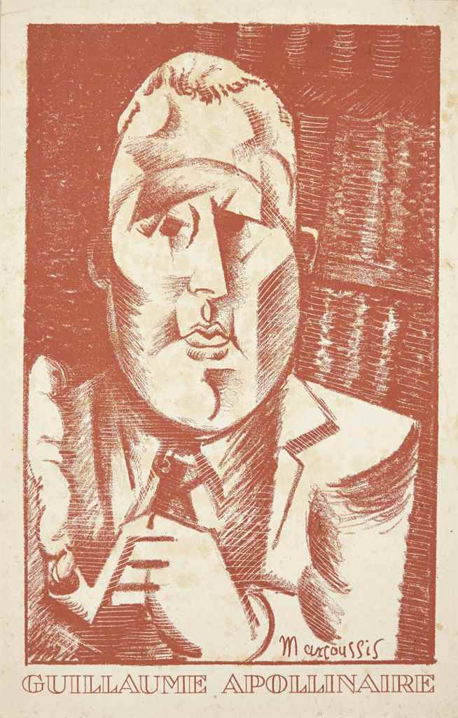 LOUIS MARCOUSSIS (VARSOVIE 187