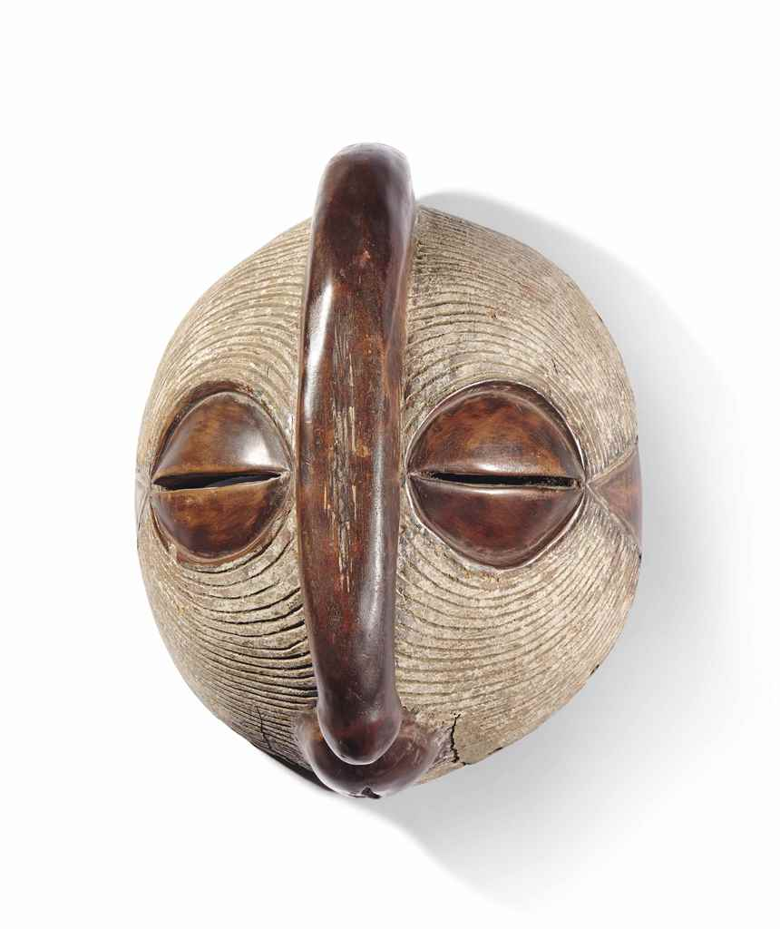 Masque Songyé  Songye Mask