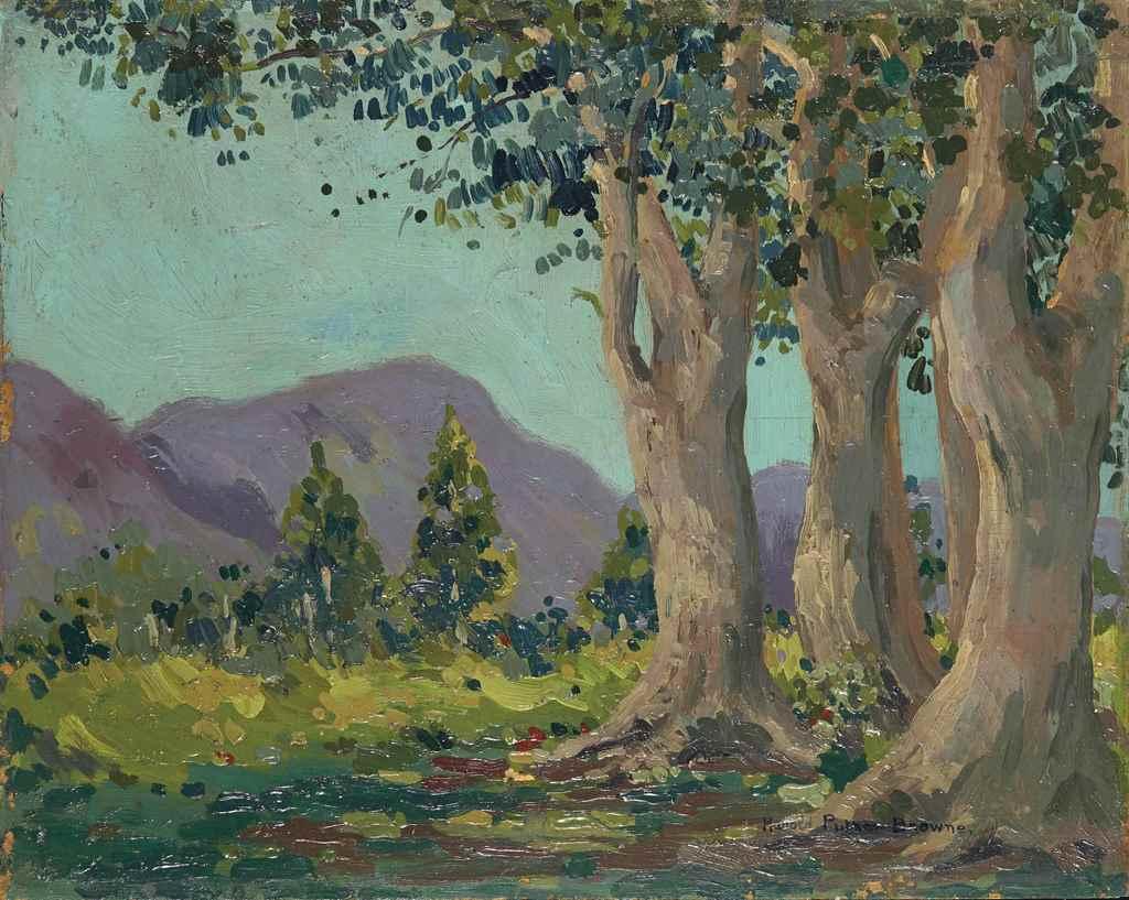 HAROLD PUTNAM BROWNE (1894-193