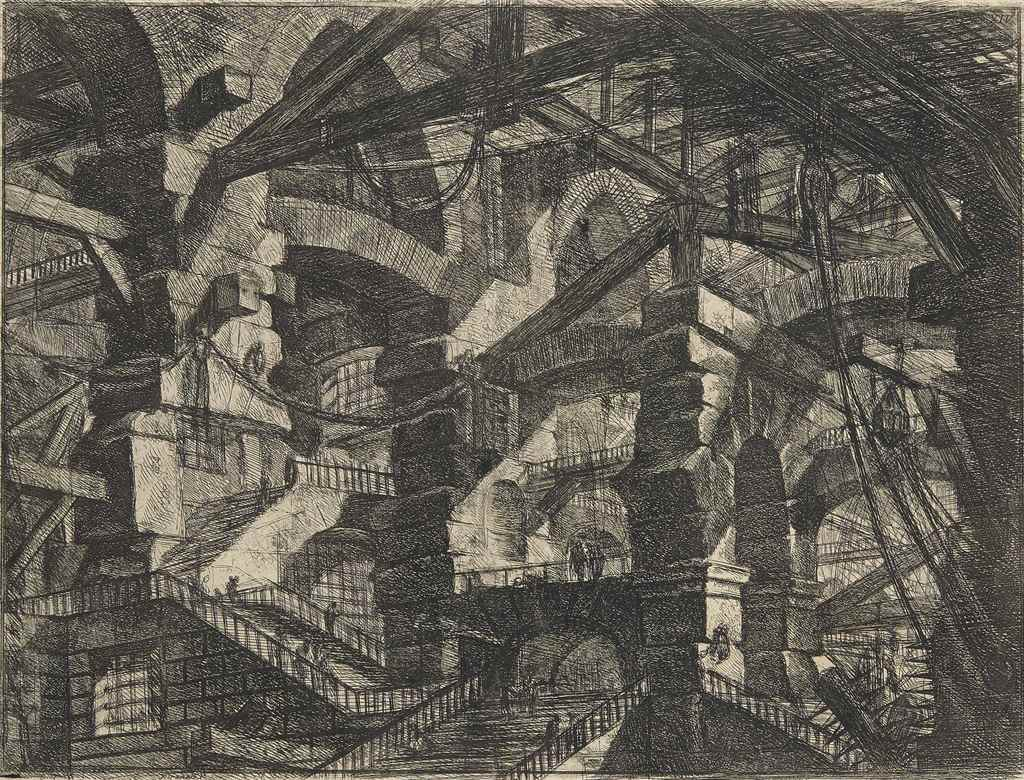 GIOVANNI BATTISTA PIRANESI (MO