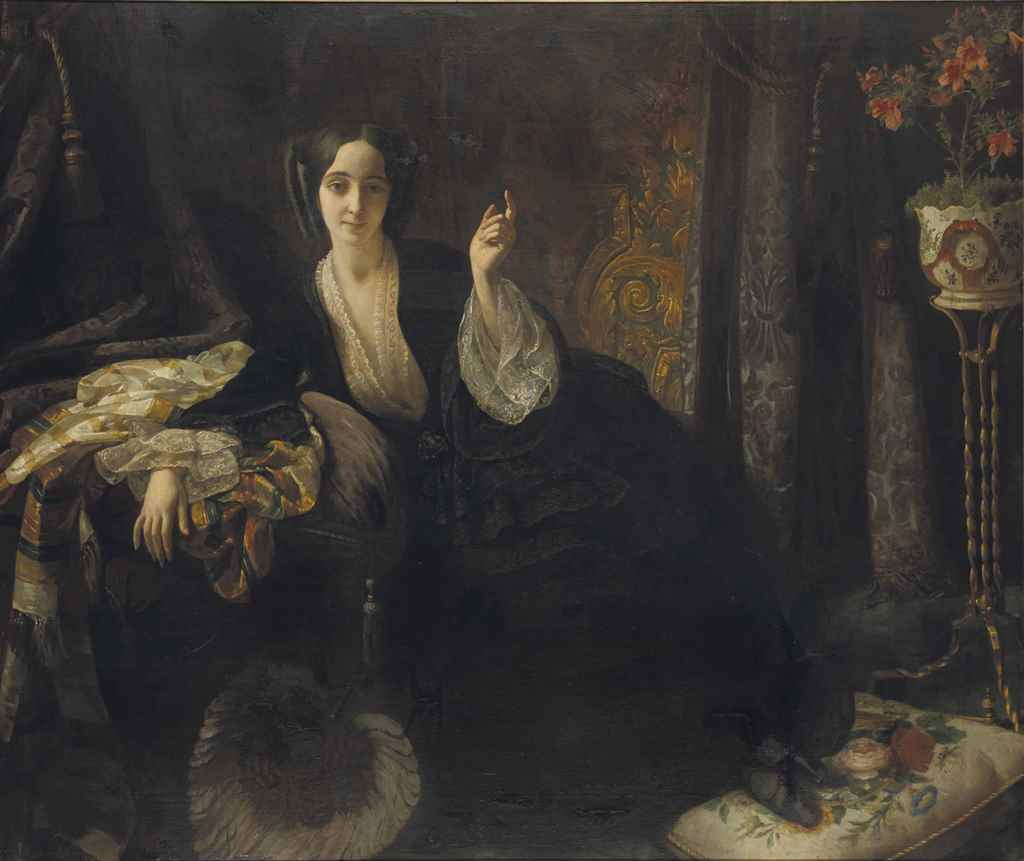 ÉCOLE FRANÇAISE VERS 1850