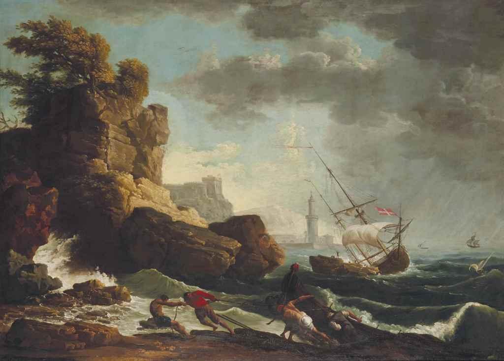 ÉCOLE FRANÇAISE VERS 1800