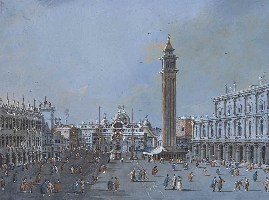 GIACOMO GUARDI (VENISE 1764-18