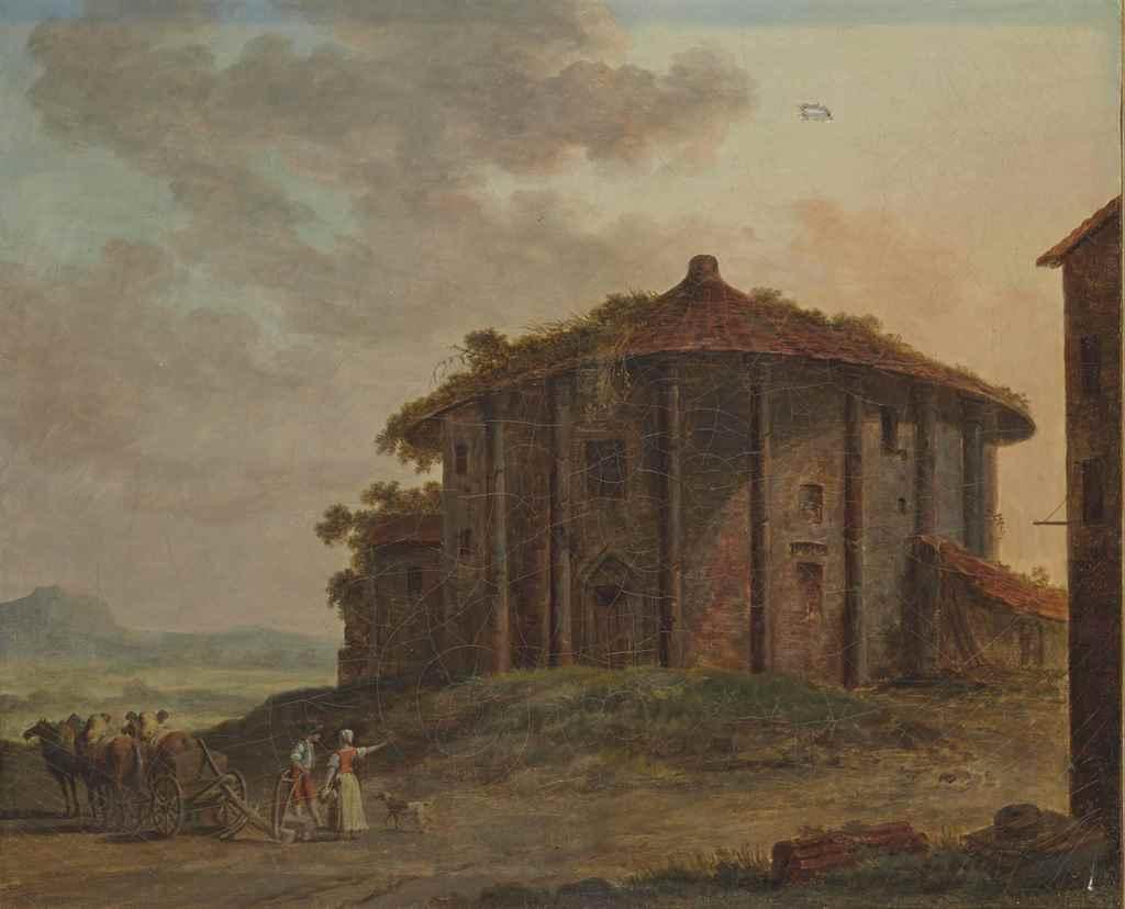 ÉCOLE FRANÇAISE VERS 1780, DAN