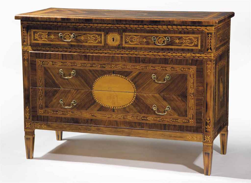 COMMODE DU XIXEME SIECLE