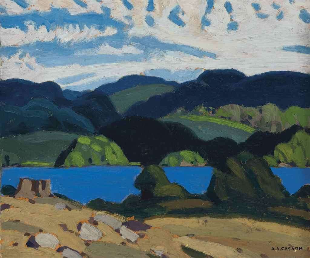 Alfred Joseph Casson (Canadian