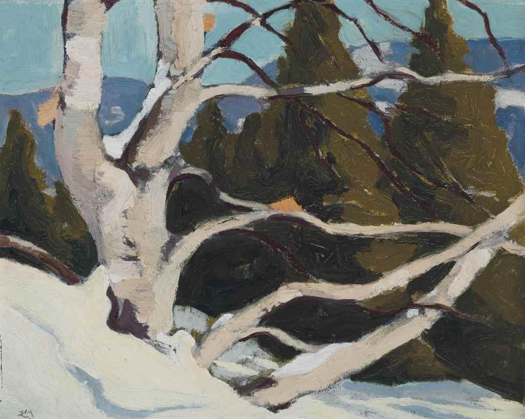 Edwin Headley Holgate (Canadia
