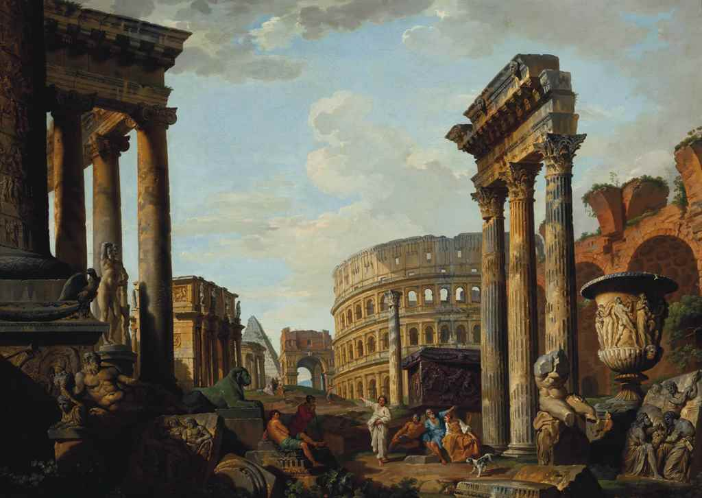 After Giovanni Paolo Panini