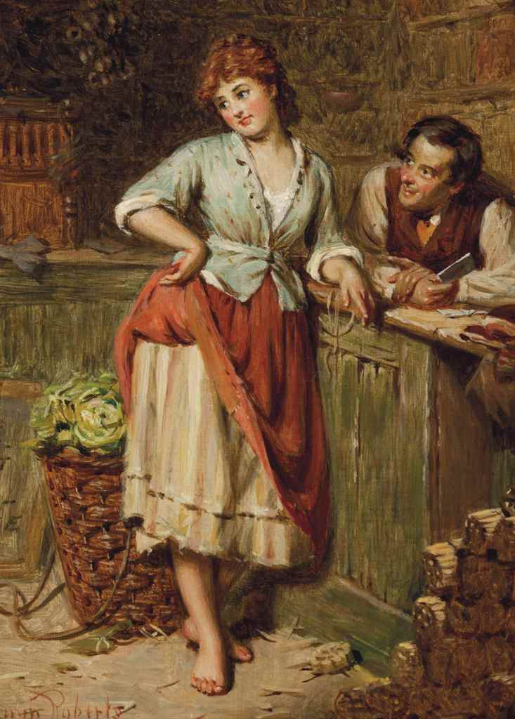 Edwin Thomas Roberts (British,