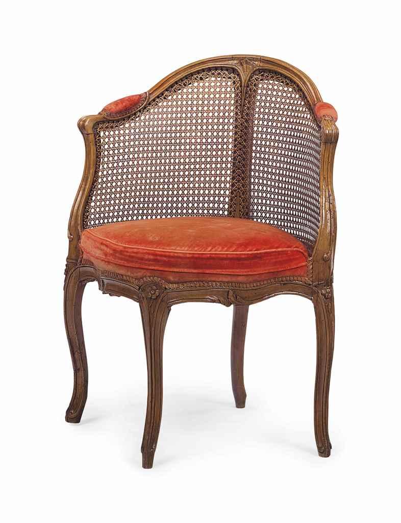 A Louis Xv Beechwood Fauteuil Circa 1745 Christie 39 S