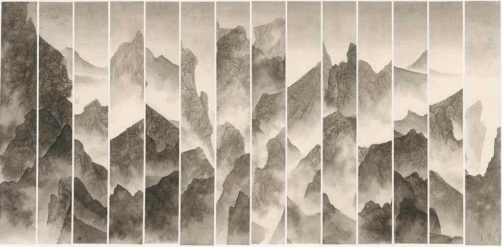 Zhou Mingde (Chinese, B. 1986)