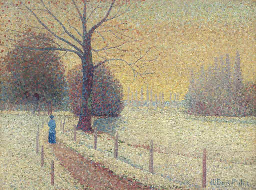 Albert Dubois-Pillet (1846-189