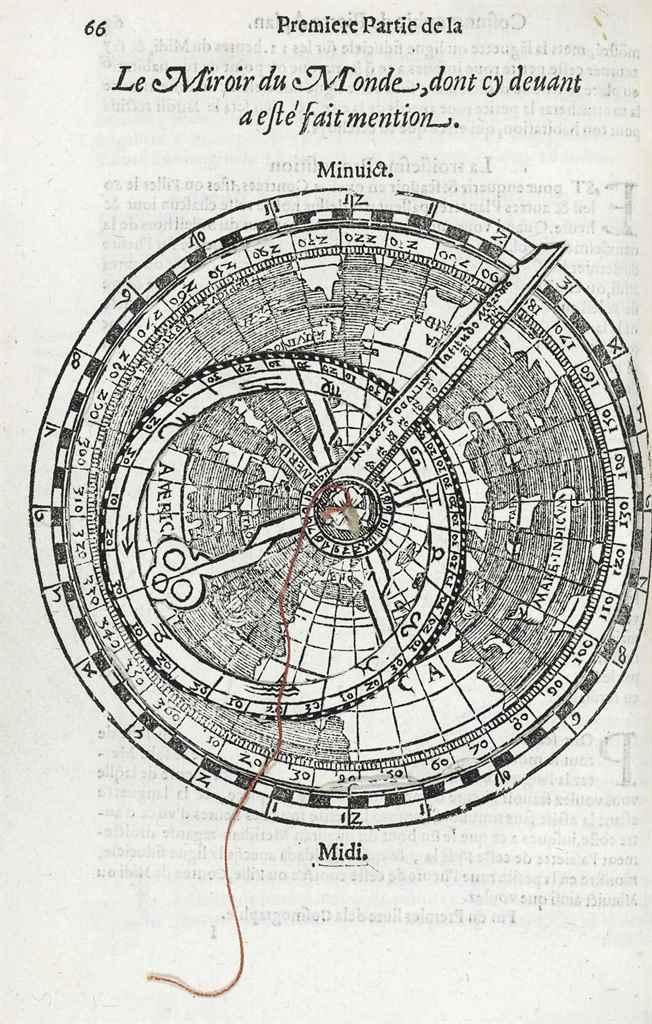 APIANUS, Petrus (1495-1522). C