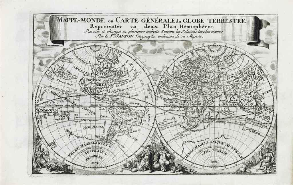 CHEMEREAU, N. Geographie prati