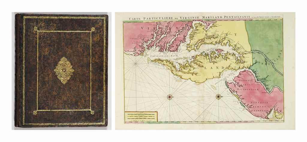 Le Neptune François, ou Atlas
