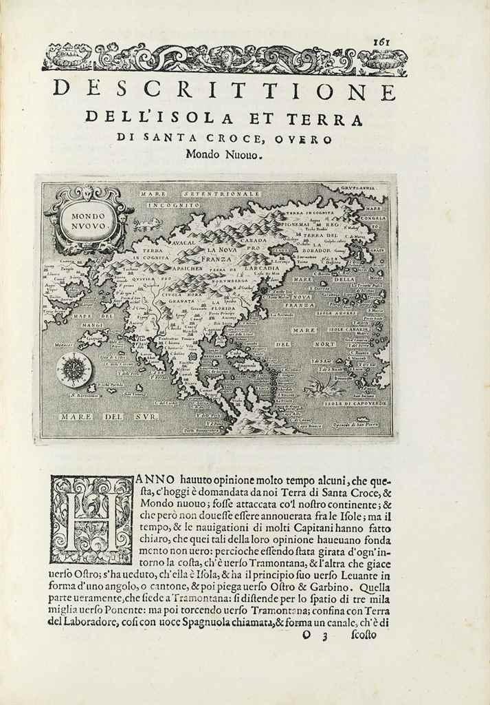 PORCACCHI, Tommaso (ca 1530-15