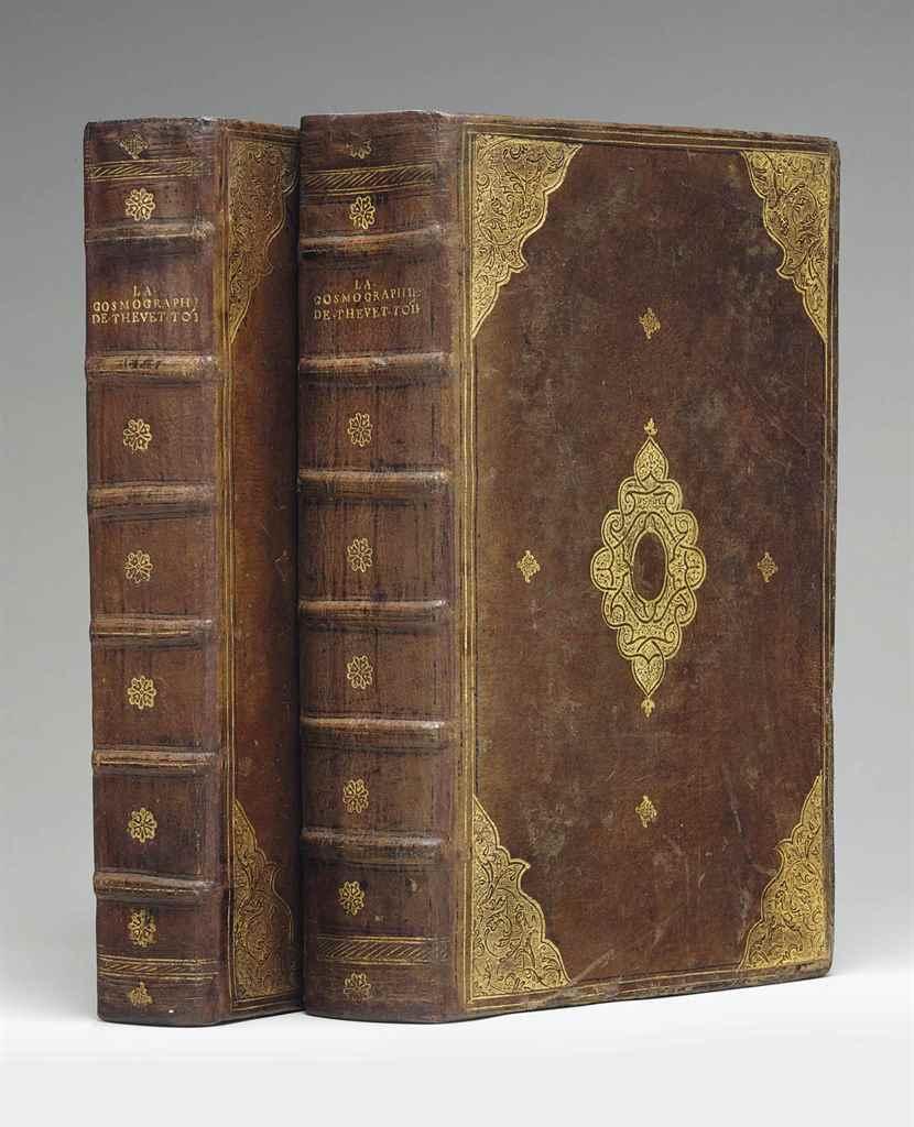 THEVET, Andre (1502-1590). La