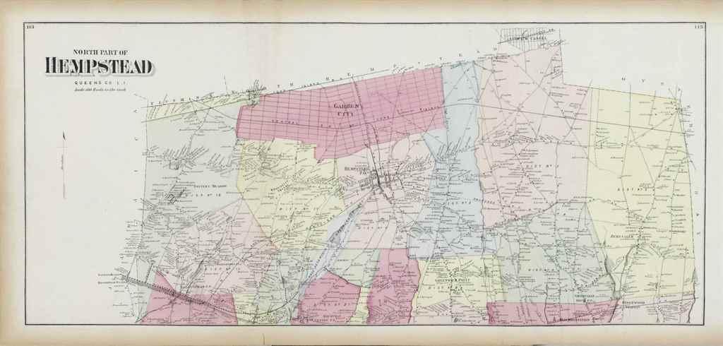 BEERS, F. W. (fl. 1870). Atlas