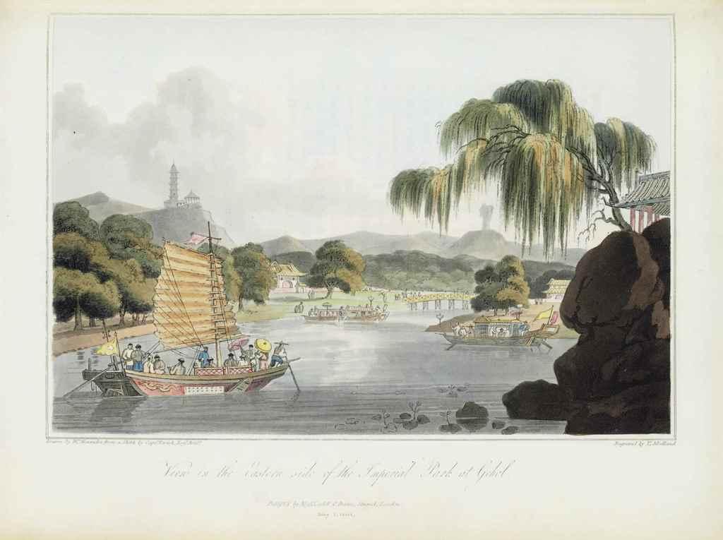 BARROW, Sir John (1764-1848).