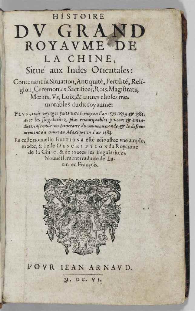 GONZALÉZ DE MENDOZA, Juan (154