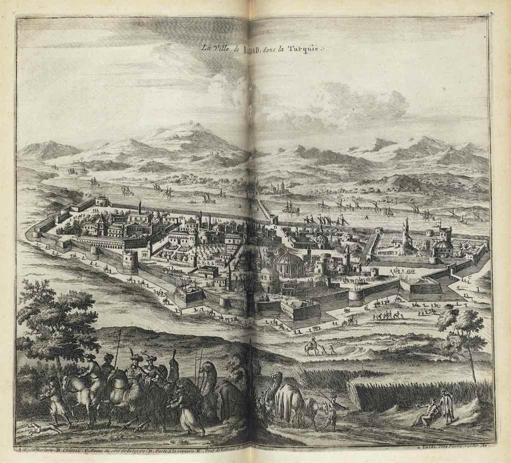 OLEARIUS, Adam (1603-1671). Vo