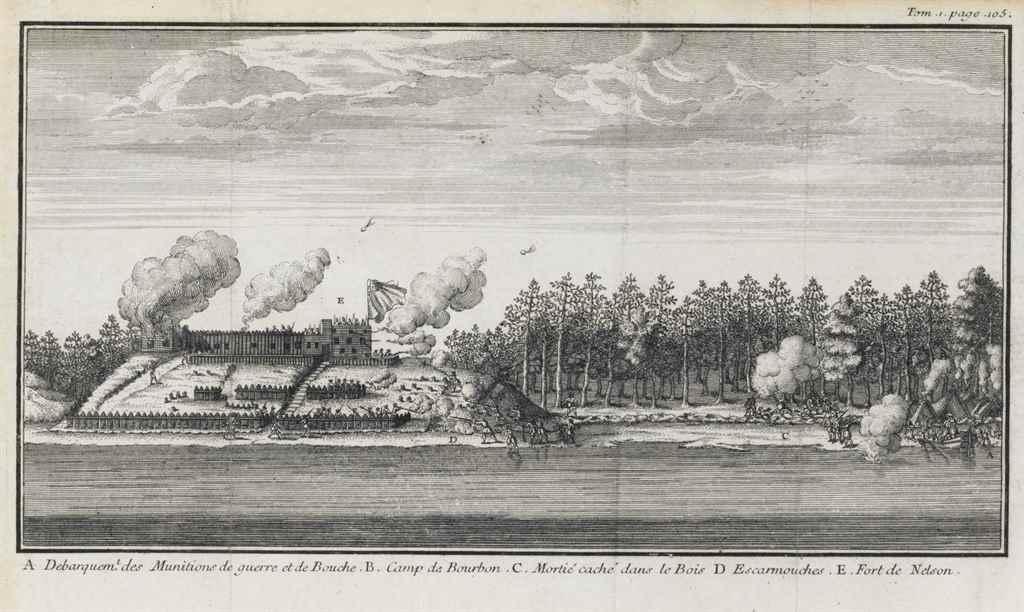 BACQUEVILLE DE LA POTHERIE, Cl
