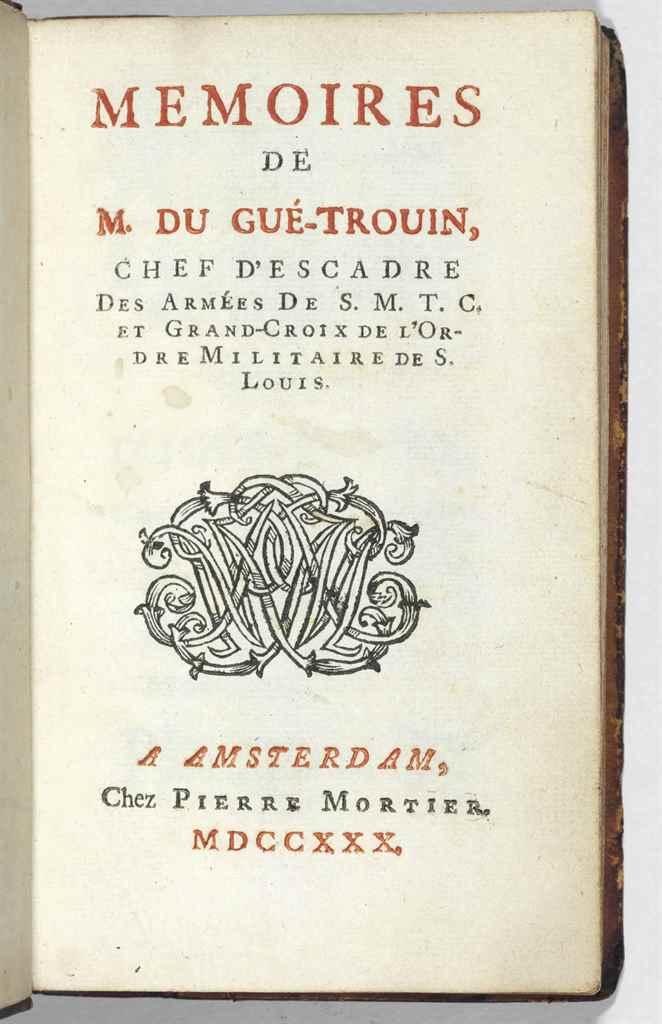 DUGUAY-TROUIN, René (1673-1736