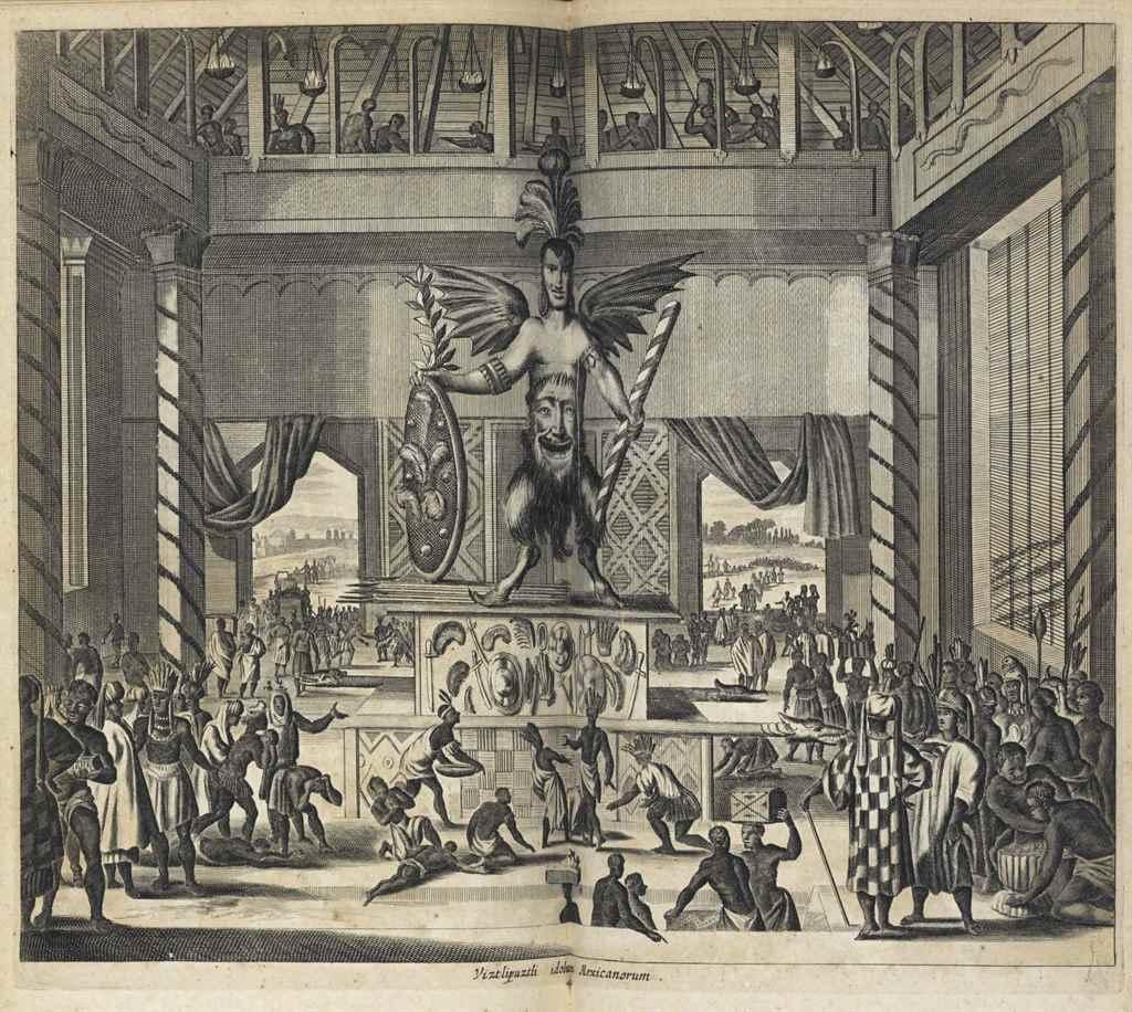 MONTANUS, Arnoldus (1625-1683)