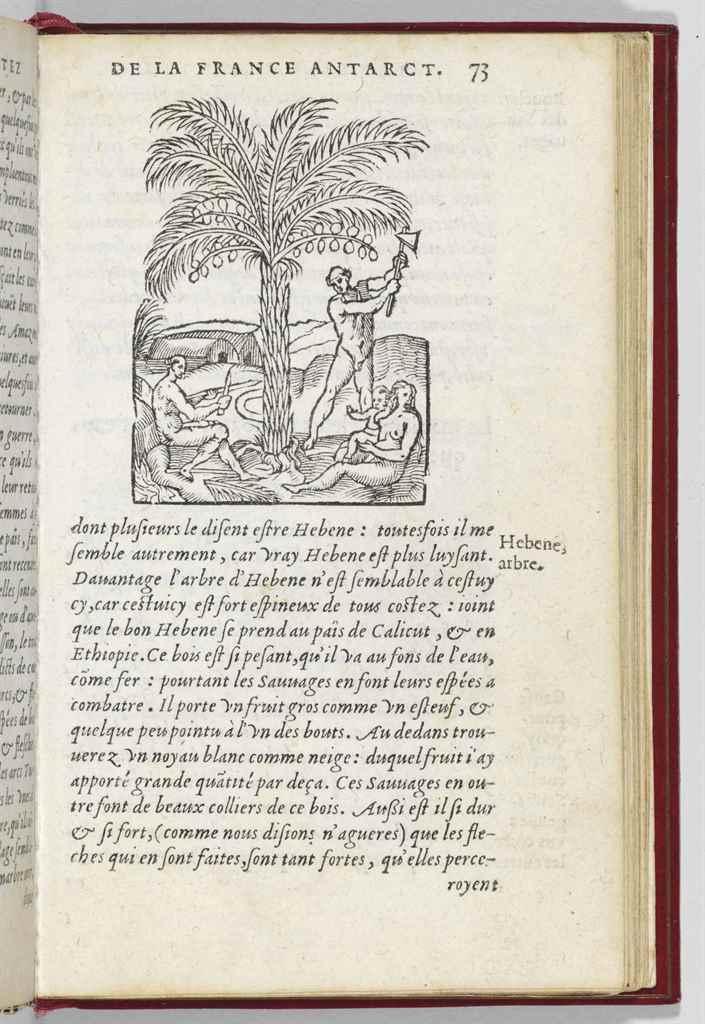 THEVET, André (1502-1590). Les