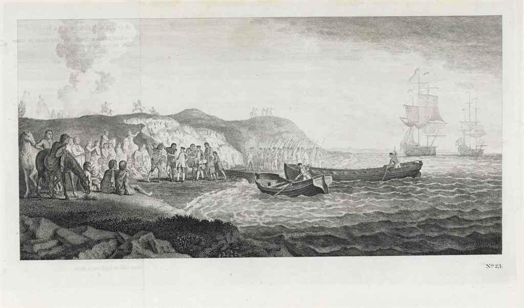 [COOK, James (1728-1779)]. --