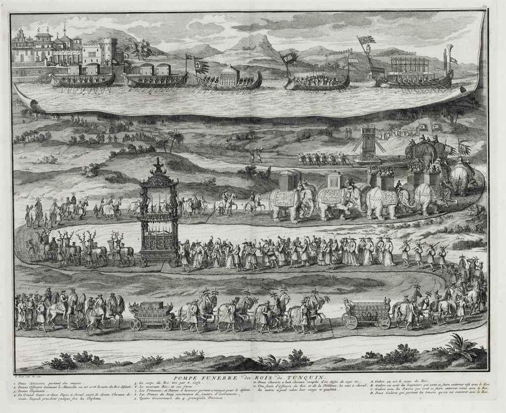 PICART, Bernard (1673-1733). H