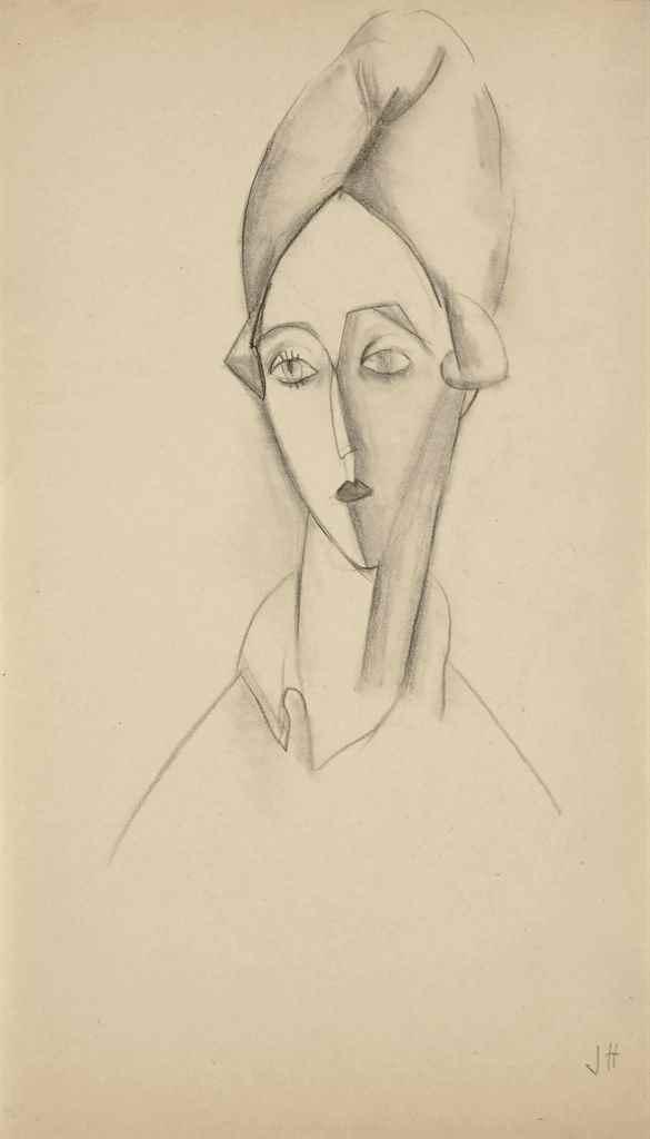 Jeanne Hébuterne (1898-1920)