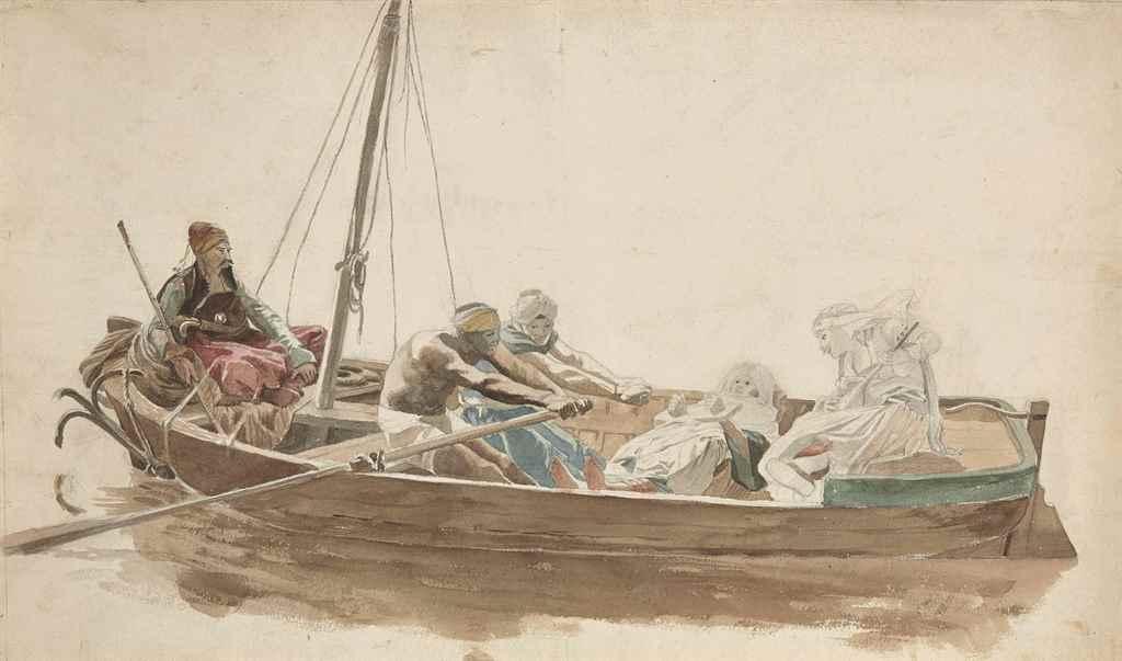 JEAN-LÉON GÉRÔME (VESOUL 1824-