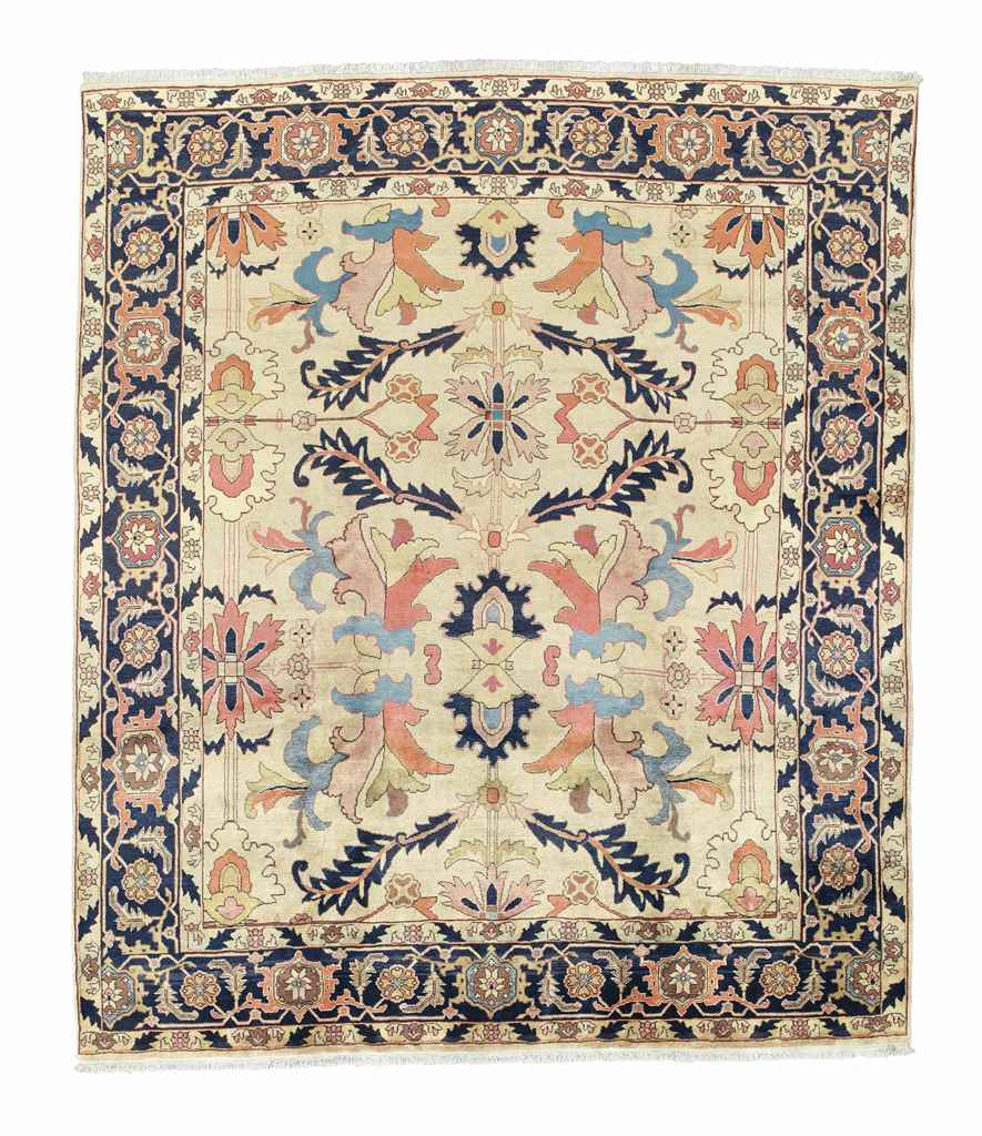 A FINE HERIZ CARPET, NORTH-WES