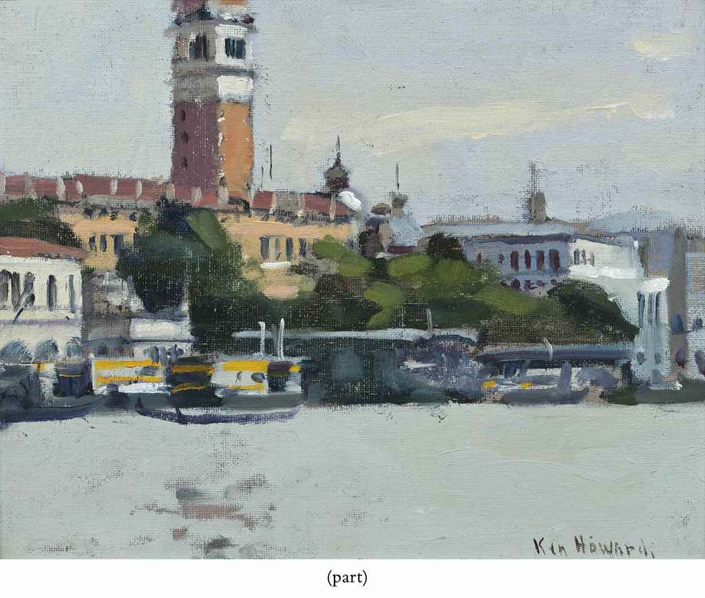 Ken Howard (London b. 1932)