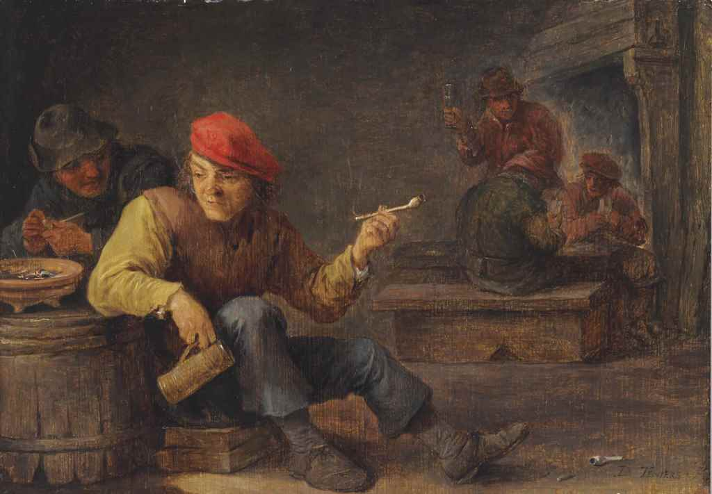 David Teniers II (Antwerp 1610