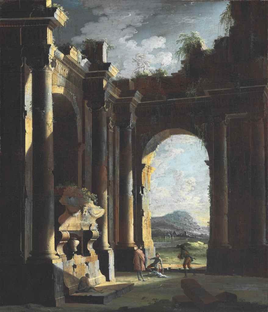 Leonardo Coccorante (Naples 16