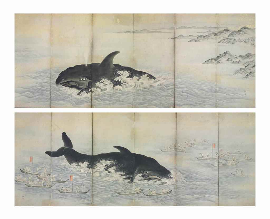 Makino Baisen (? - 1860)