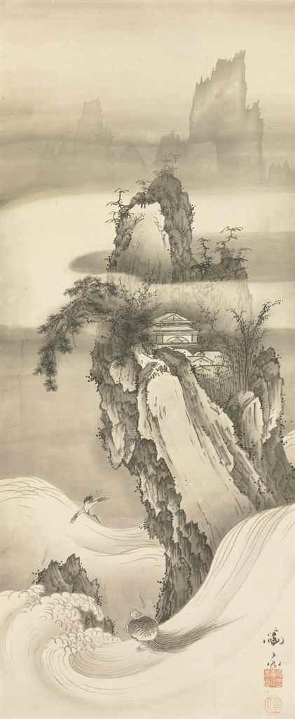 Soga Shohaku (1730-1781)