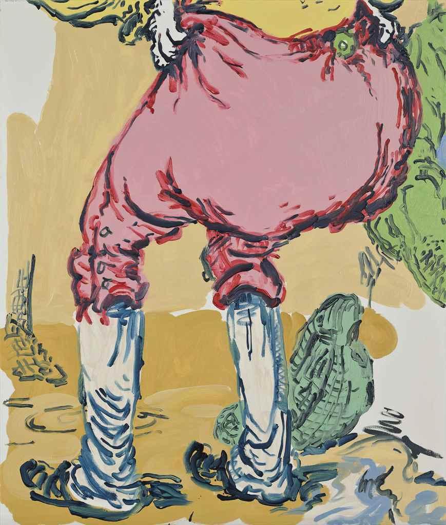 Charlie Billingham (B. 1984)