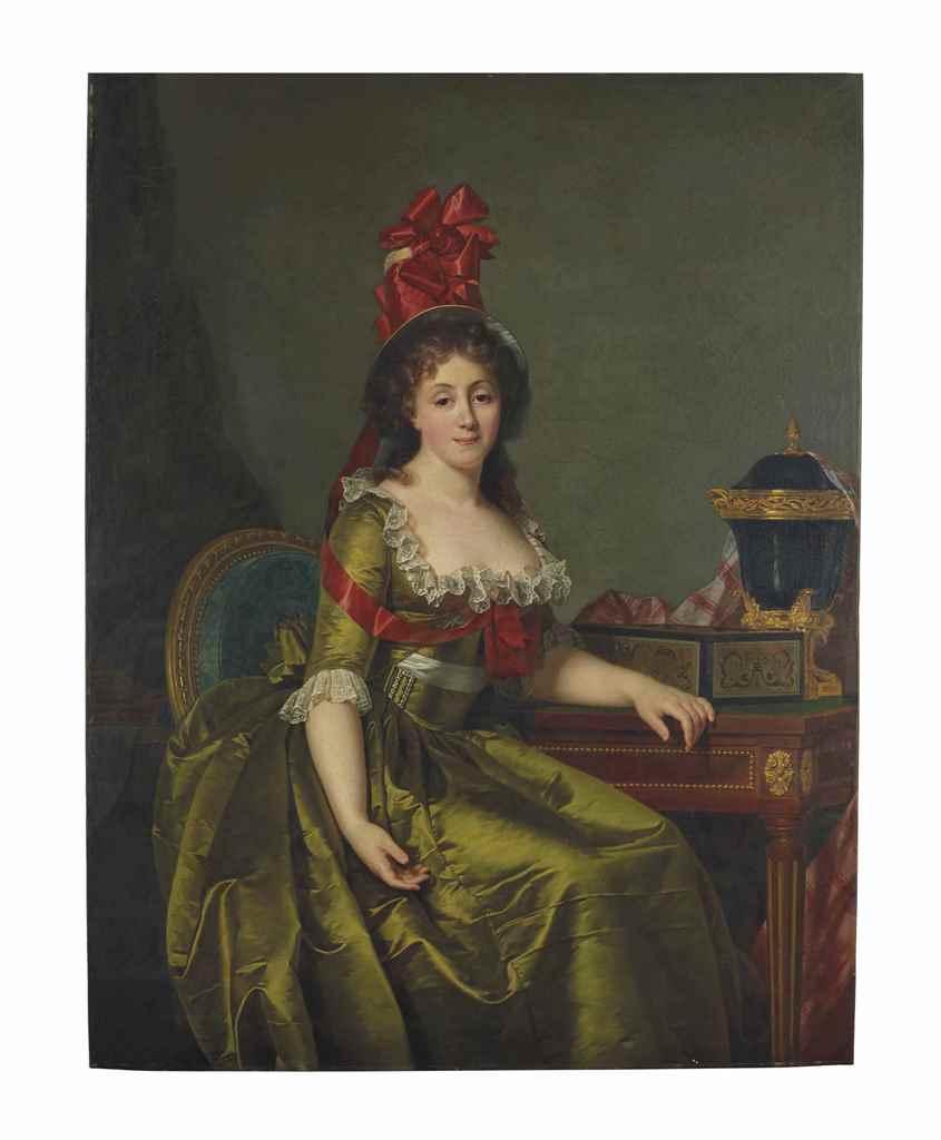 Rose-Adelaïde Ducreux (Paris 1