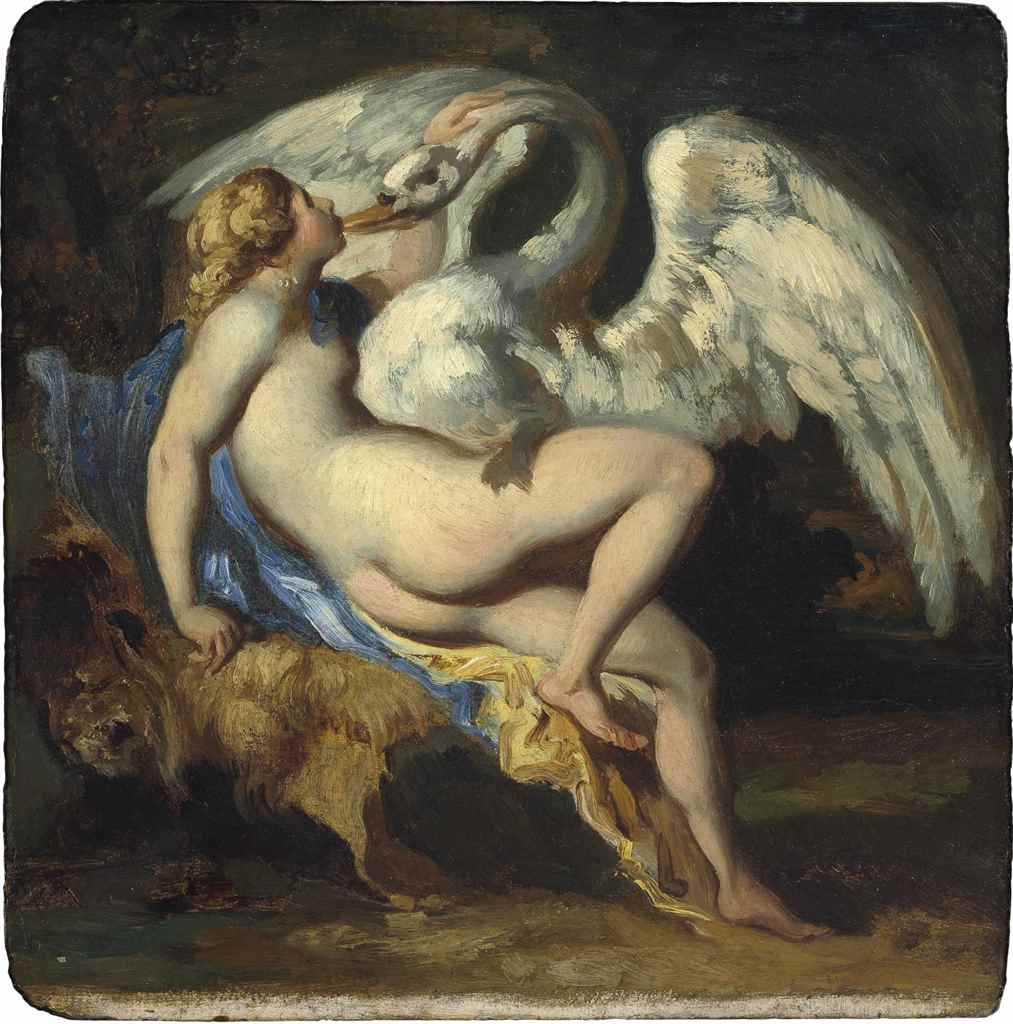 Théodore Géricault (Rouen 1791