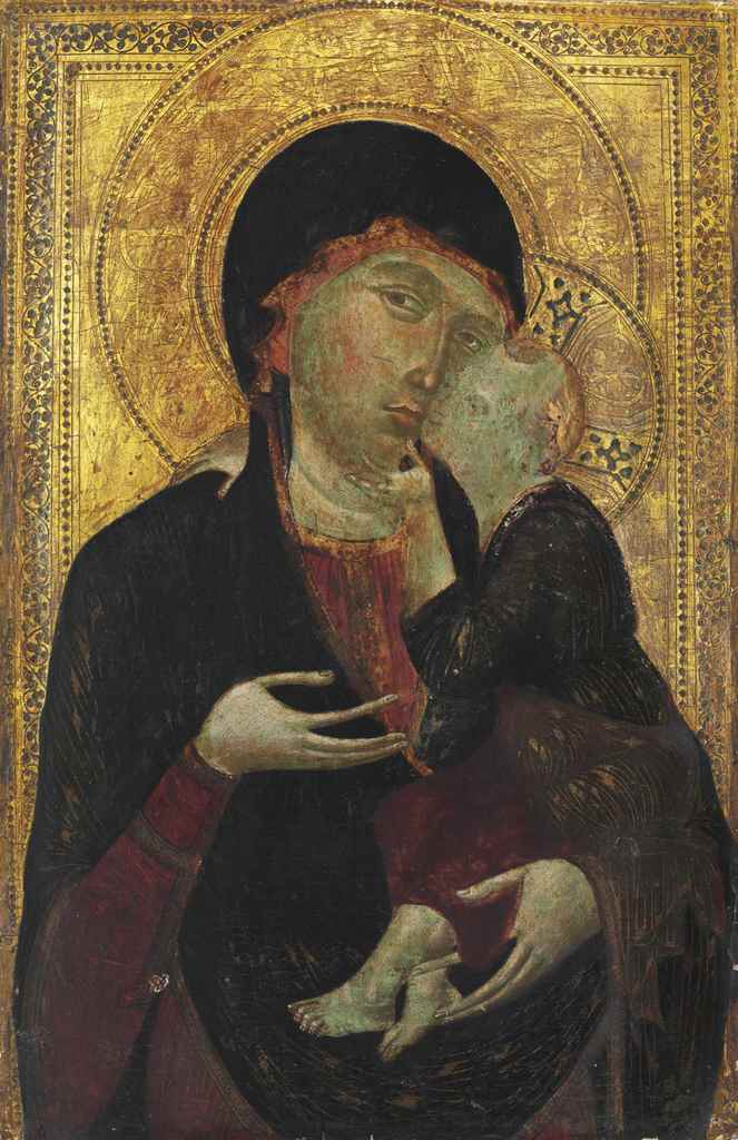 Attributed to Duccio di Buonin