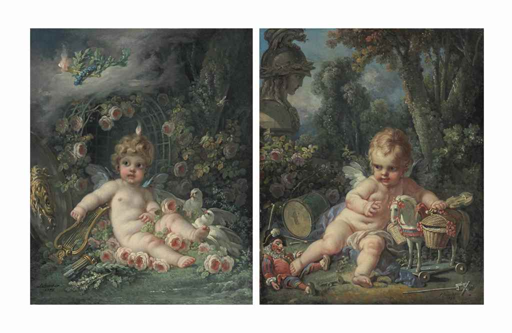 François Boucher (Paris 1703-1