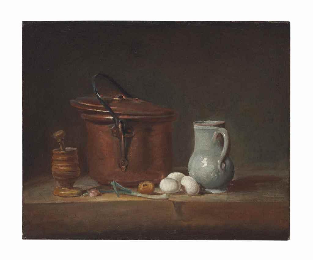 Jean Siméon Chardin (Paris 169