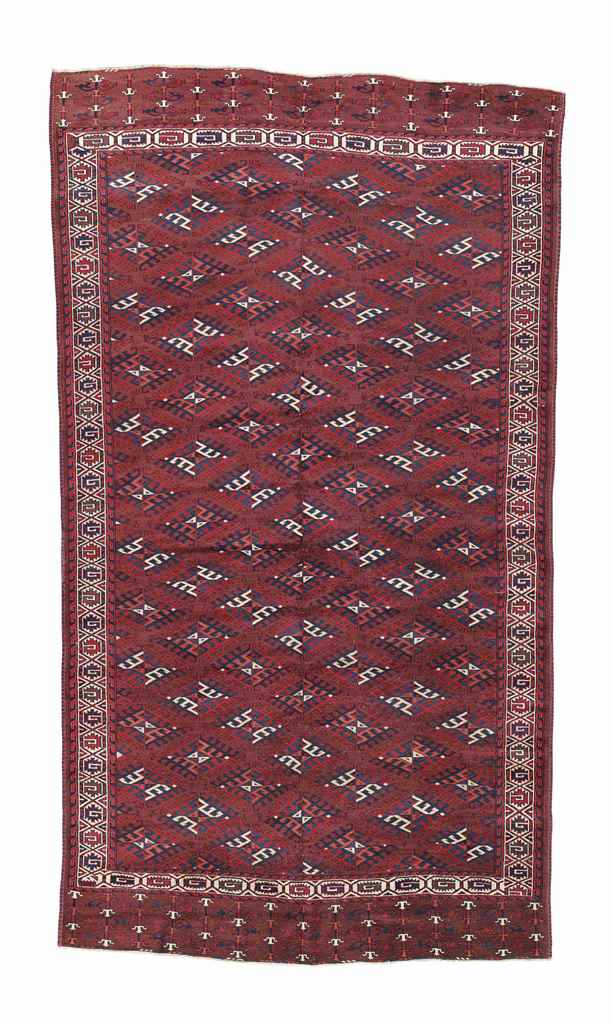A YOMUT MAIN CARPET